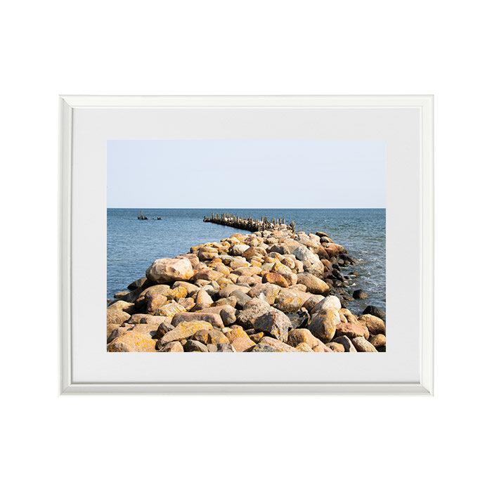 Foto glezna Engures jūrmala