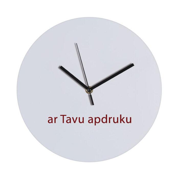 Sienas pulkstenis VENICE ar apdruku