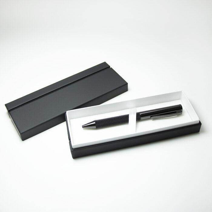 Metāla pildspalva ELEGANT kastītē