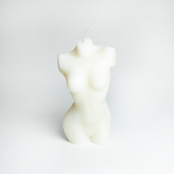 Dekoratīva svece Sieviete