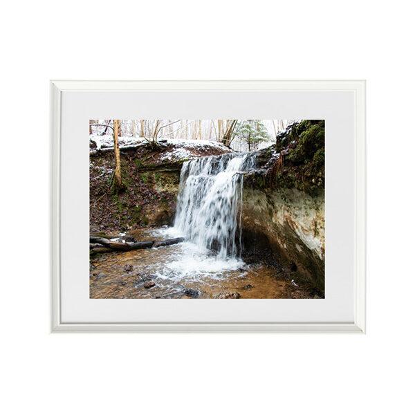 Foto glezna Daudas ūdenskritums