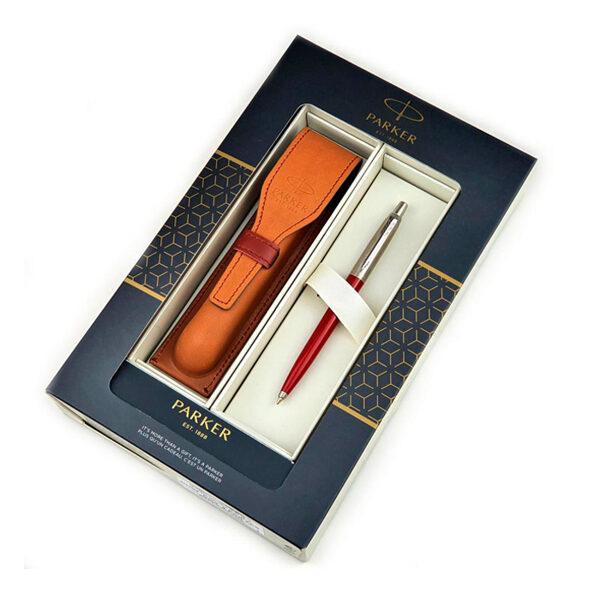Pildspalva PARKER JOTTER ar maciņu kastītē
