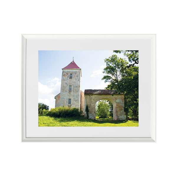 Foto glezna Sātu baznīca