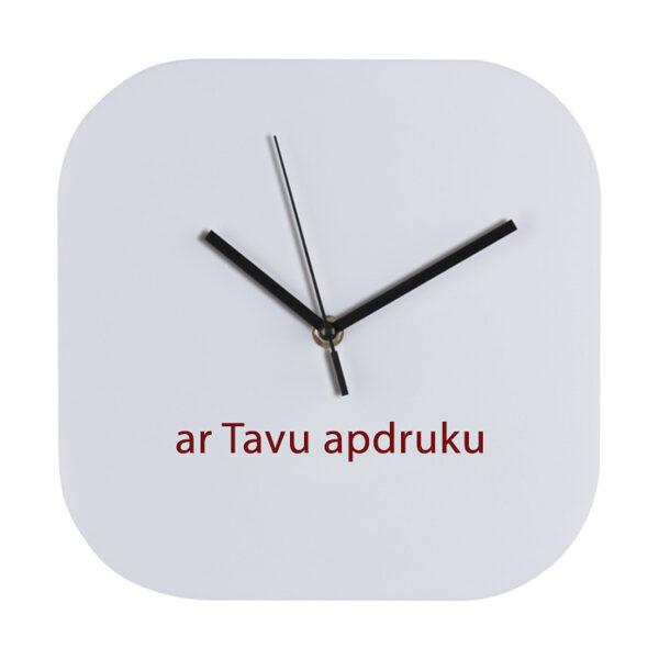 Sienas pulkstenis BEL AIR ar apdruku