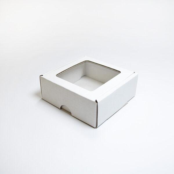 Kartona kastīte ar lodziņu nr2